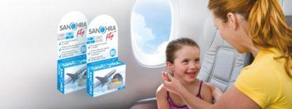 Детские беруши для полетов Sanohra Fly for Kids