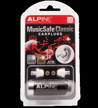 Беруши для музыкантов ALPINE MUSICSAFE CLASSIC